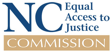North Carolina Equal Access to Justice Commission logo