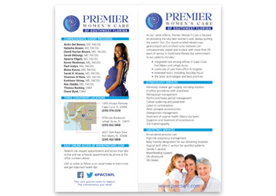 Launching Premier Women's Care