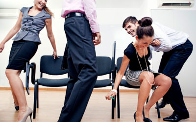 Musical chairs and media relations