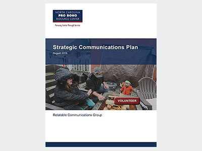 Creating a Strategic Communications Plan