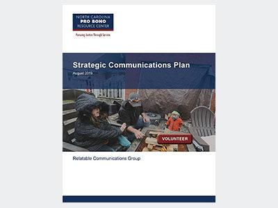 Creating a Strategic Communications Plan